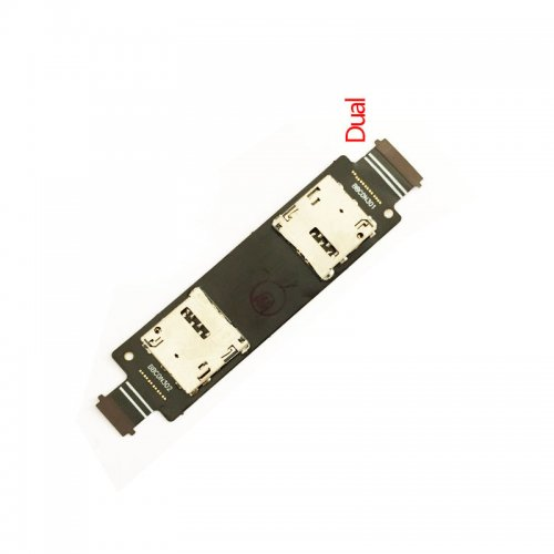 Dual Card Reader Contact Flex Cable Ribbon for Asu...