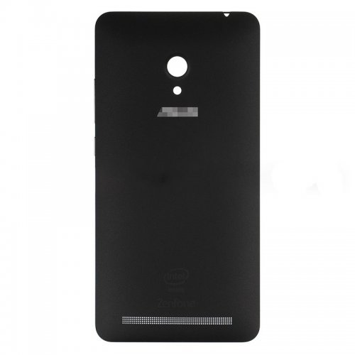 Battery Door for Asus Zenfone 6 A600CG/A601CG Black(Anti-Glare)