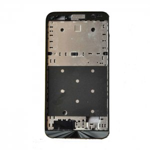 Front Housing for Asus Zenfone Go ZB551KL Black