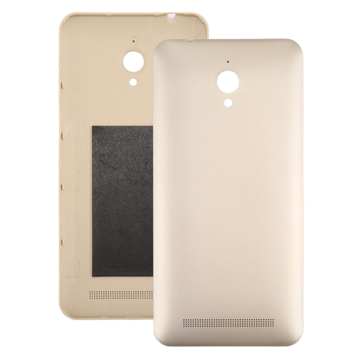 Battery cover for Asus Zenfone Go ZC500TG Gold