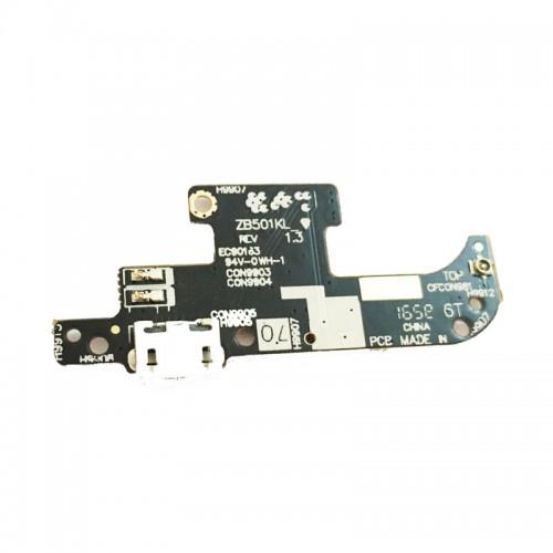 Charging Port Flex Cable for Asus Zenfone Live ZB5...