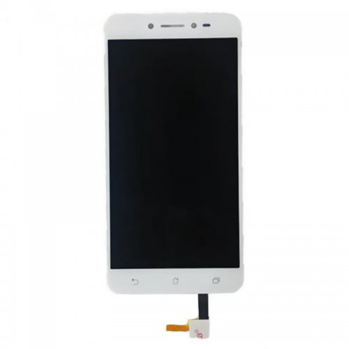 LCD  Digitizer Assembly for  Asus Zenfone Live ZB501KL White Third Party