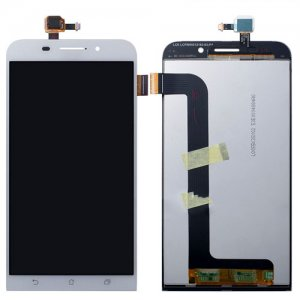 LCD  Digitizer Assembly for Asus ZenFone Max ZC550KL White