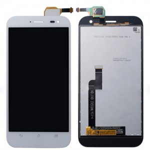 LCD  Digitizer Assembly for  Asus Zenfone Zoom ZX551ML White