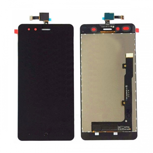 For BQ Aquaris X5 LCD with Digitizer Assembly Blac...