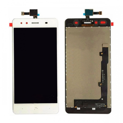 For BQ Aquaris X5 LCD with Digitizer Assembly Whit...