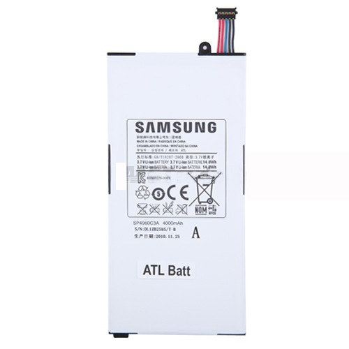 For Samsung Galaxy Tab SCH-I800 Battery