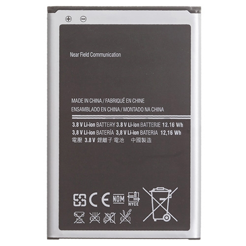 For Samsung Galaxy Note 3 N9006 Battery