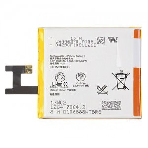 For Sony Xperia Z L36h Battery