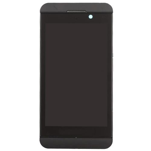 For BlackBerry Z10 LCD with Frane Black Original 3...