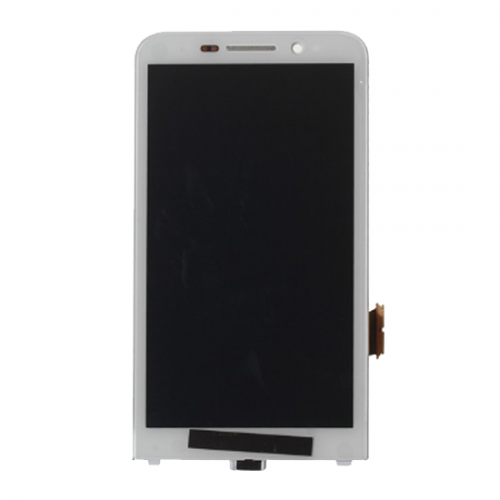 For BlackBerry Z30 LCD with Digitizer White 3G Version