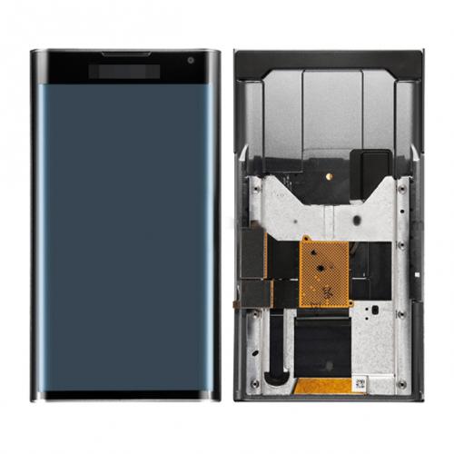 For BlackBerry Priv LCD with Frane Black