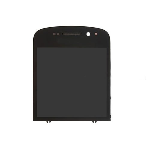 LCD Display and Digitizer Touch Screen with Frame for BlackBerry Q10 Black
