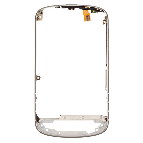 MiMiddle Frame for BlackBerry Q10 White