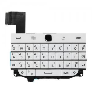 Keyboard for BlackBerry Classic Q20 White