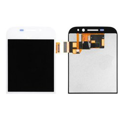 LCD and Digitizer Touch Screen for BlackBerry Classic Q20 White