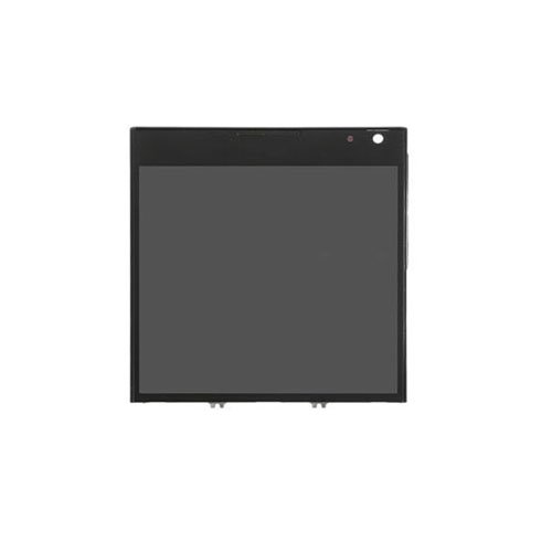 SScreen Replacement With Frame for Blackberry Passport Q30 Black