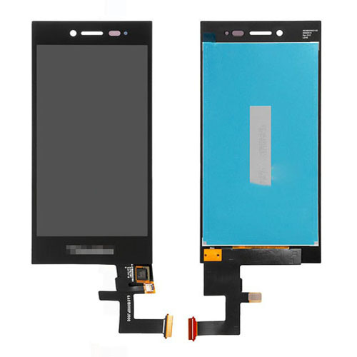 Screen Replacement for BlackBerry Z20 Black