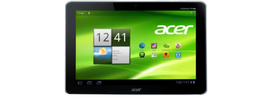 Iconia Tab A210 Parts