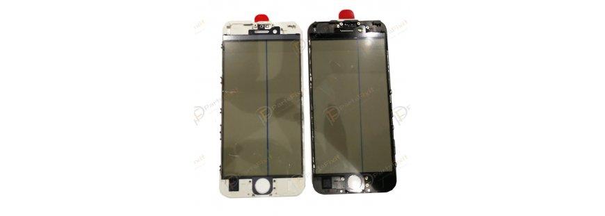 For iPhone Glass + Frame + OCA + Polarizer