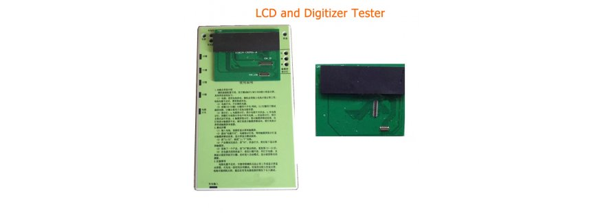 LCD And Digitizer Tester