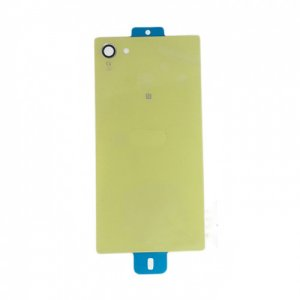 For Sony Xperia Z5 Compact Battery Cover Yellow