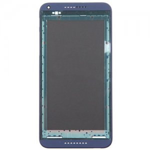 Front Housing for HTC Desire 816 Blue