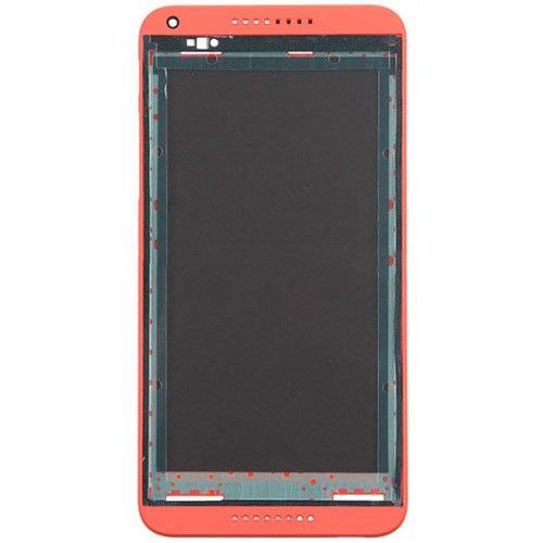 Front Housing for HTC Desire 816 Orange