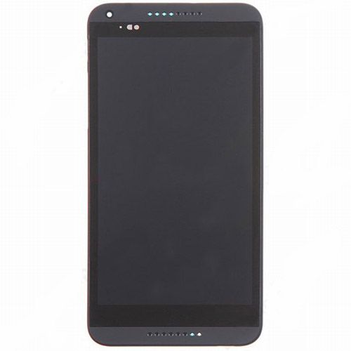 LCD  Screen with Frame for HTC Desire 816 Black