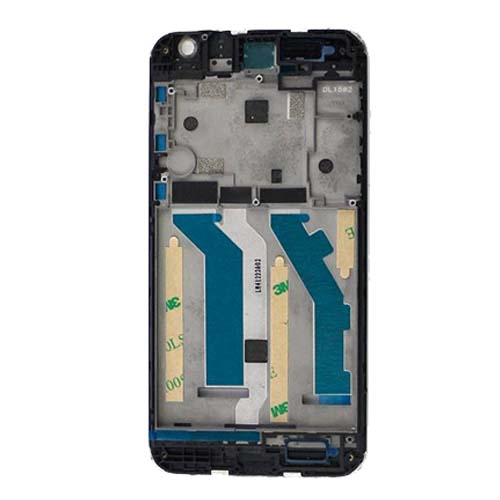 Front Housing for HTC One E9 Black