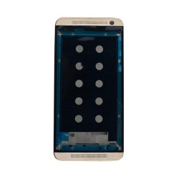 Front Housing for HTC One E9 Gold