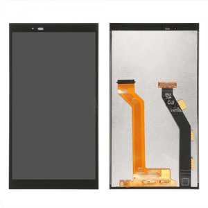 LCD with Digitizer Replacement for HTC One E9 Black Original
