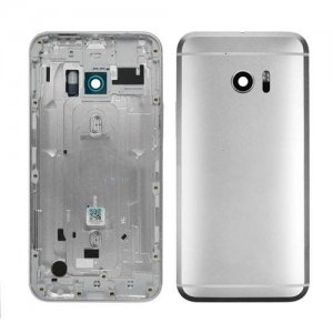 Back Cover Housing Assembly  for HTC One M10 Silver Original