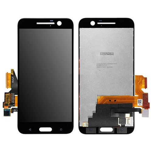 LCD with Digitizer Assembly for HTC M10 Black Original