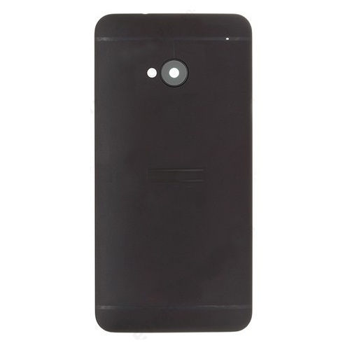 Battery Cover for HTC One M7 Black