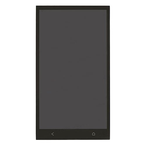 LCD Touch Screen Digitizer Assembly for HTC One M7 801e Black