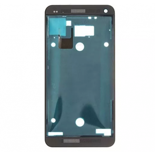 Black LCD Frame Housing for HTC One M7