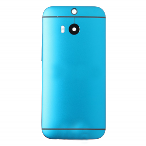 Battery Cover for HTC One M8 Blue