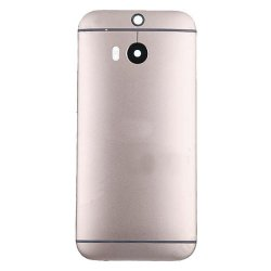 Battery Cover for HTC One M8 Gold