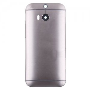 Battery Cover for HTC One M8 Gray