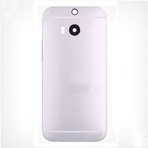 Battery Cover for HTC One M8 White