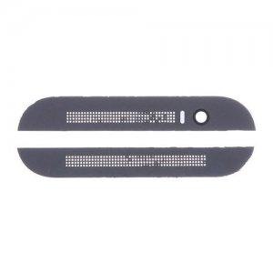 Top and Bottom Cover for HTC One M8 Gray