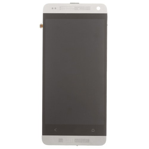 For HTC One Mini LCD Screen Digitizer with Frame White