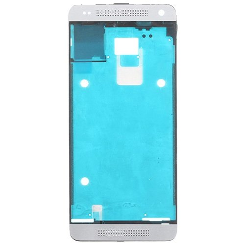 Frame Front Housing Cover for HTC One Mini White