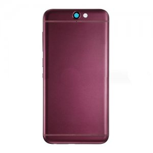 Back Cover Housing Assembly for HTC One A9 Dark Red Original