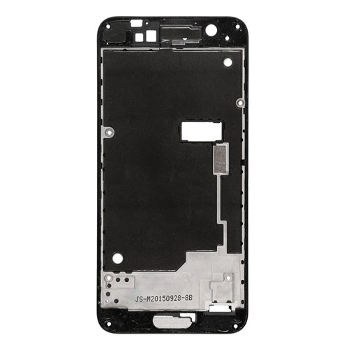 Front Housing for HTC A9 Black