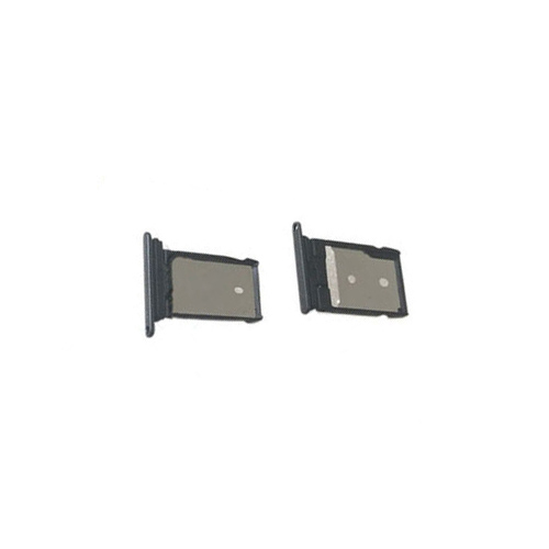 SD Card and Sim Card Tray for HTC A9 Black