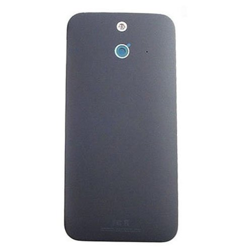 Battery Cover  for HTC One E8 Black