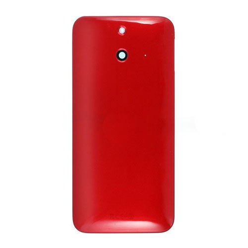 Battery Cover  for HTC One E8 Red