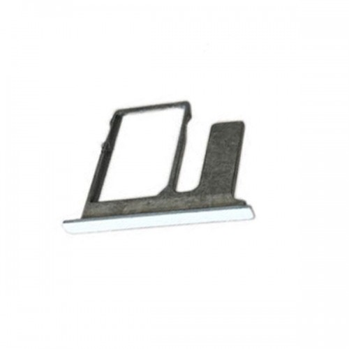 Single SIM Card Tray for HTC One E8  White